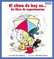 TODAY'S WEATHER IS... is available in Spanish!