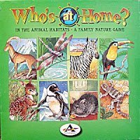 Who's at Home: A family nature game for ages 7 and up.